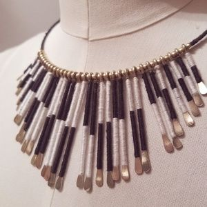 Charming Charlie tribal necklace
